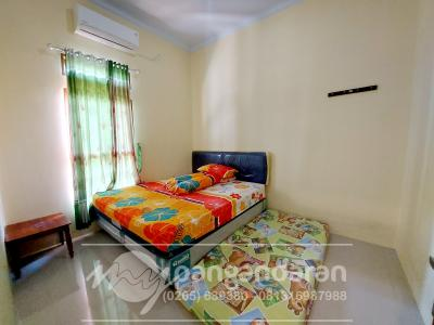 Bungalow 3 kamar lantai 2