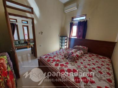 Bungalow 2 kamar lantai 1